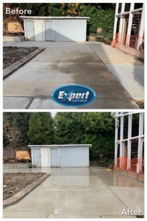 portland oregon driveway cleaning service